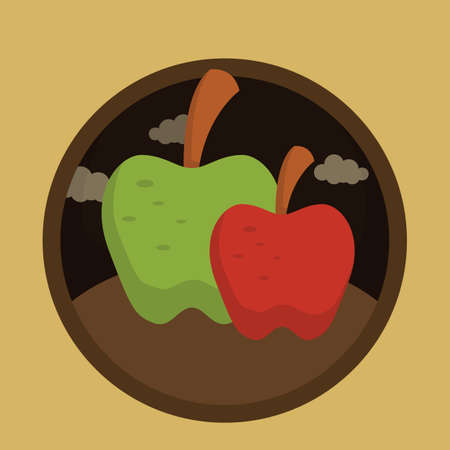 flavorful: apples