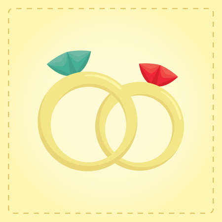 vow: couple rings
