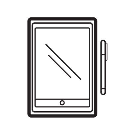 tablet: tablet Illustration