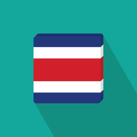 national identity: costa rica flag