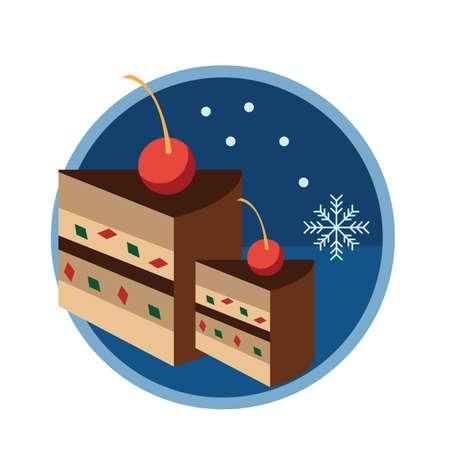 piece of cake: pedazo de pastel