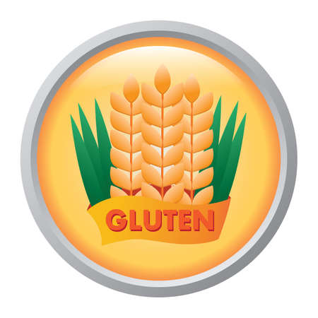 gluten: gluten Illustration