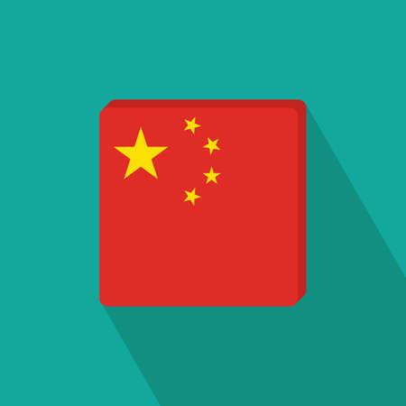 flag: china flag