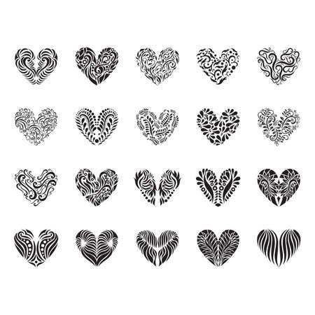 Tattoo-Design-Set