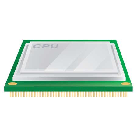 processors: computer chip