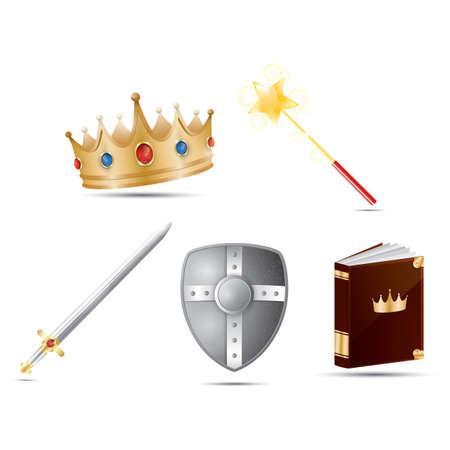 fantasy: fantasy icons