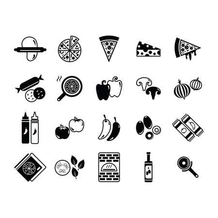 onion slice: pizza icons