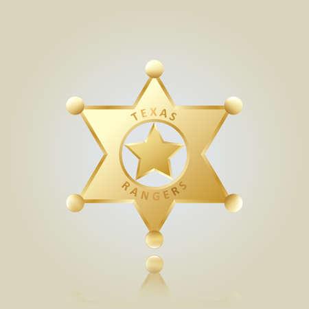 ranger: texas ranger badge