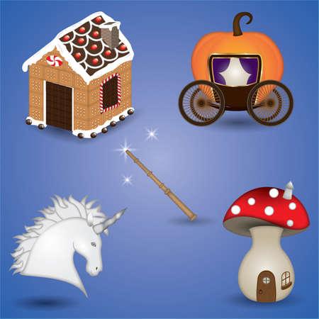 chariot: fantasy icons