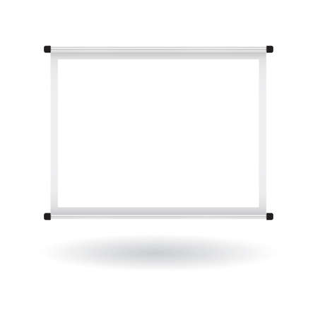 screen: projection screen