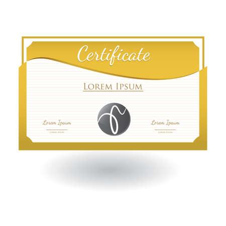 honour: certificate