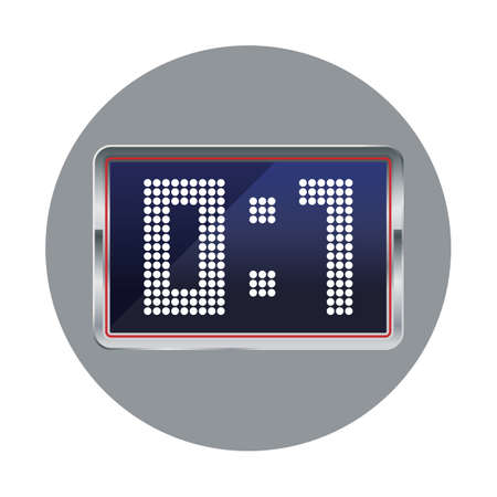 scoreboard: scoreboard Illustration