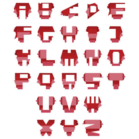 s w o t: abstract design of alphabets