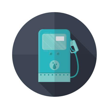 pump: fuel pump Illustration