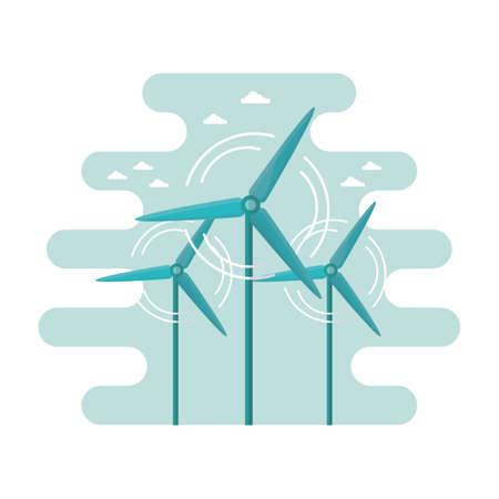 mills: wind mills
