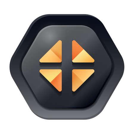 maximize: maximize web button