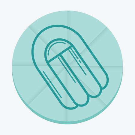 mattress: air pool mattress