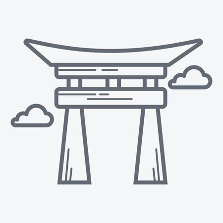 torii: torii gate
