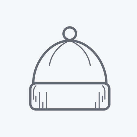 woolen: woolen cap
