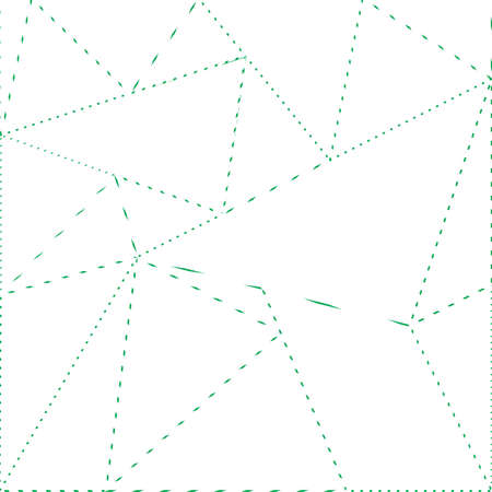 dotted lines: dotted lines background Illustration