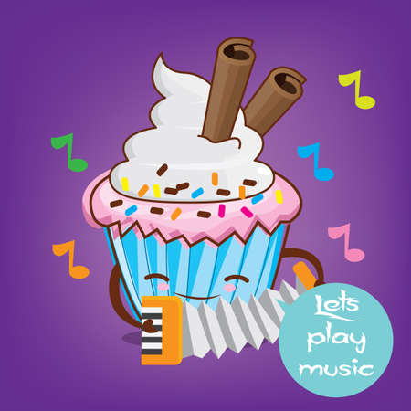 lets: lets play music card