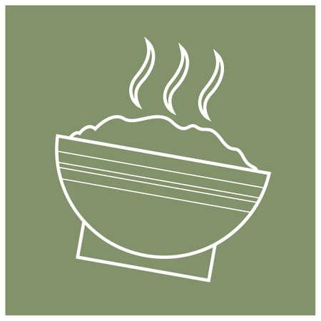 bowl: rice bowl