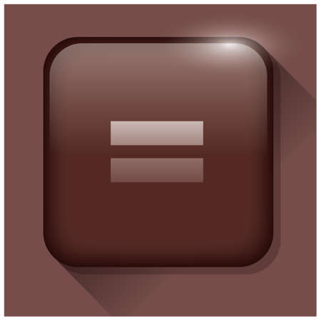 equal to: equal button