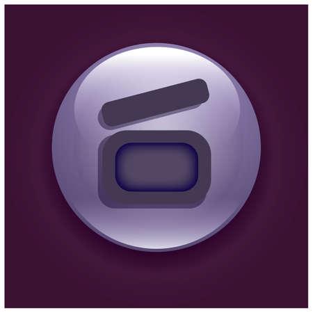 clapboard: clapboard button