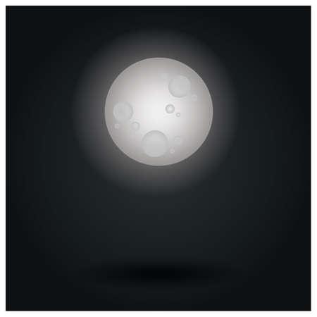 full moon Zdjęcie Seryjne - 106669978