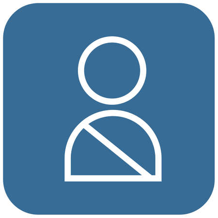cinturon seguridad: persona que lleva puesto el cinturón de seguridad
