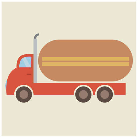 tanker: fuel tanker