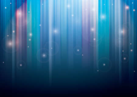 flare: abstract lens flare background Illustration