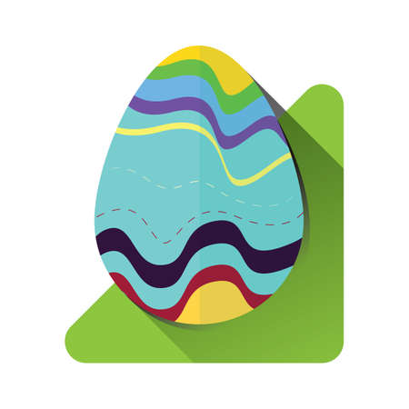 holiday celebrations: easter egg