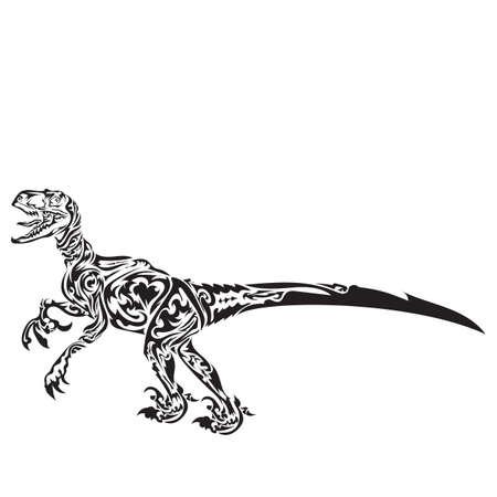 Dinosaurio Diseno Del Tatuaje Ilustraciones Vectoriales Clip Art Vectorizado Libre De Derechos Image 52790791 Las peores fotos con los tatuajes más feos del mundo del tattoo, humor, fails de tatuajes malos y feos. dinosaurio diseno del tatuaje