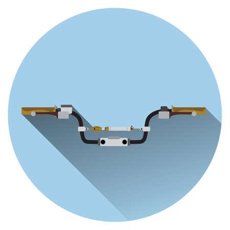 handle: bicycle handle