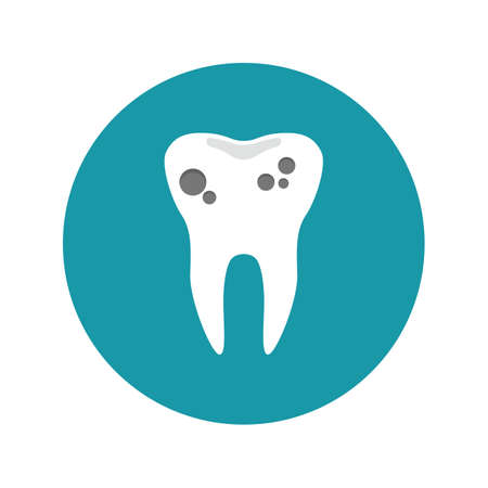 cavity in tooth