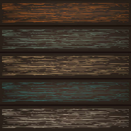 rustic wood: rustic wood background Illustration