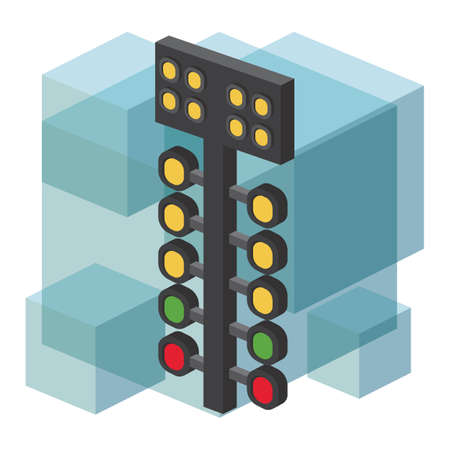 traffic signal: traffic signal lights