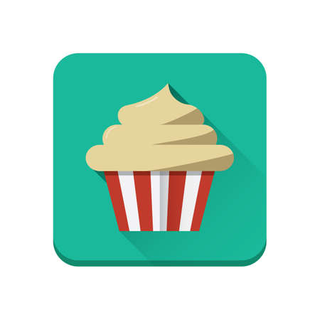 teatime: cupcake