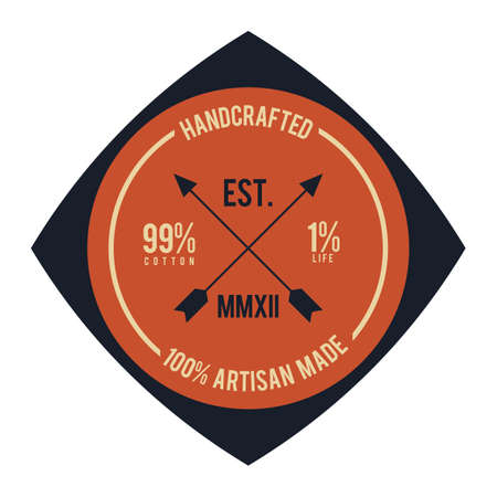 handcrafted: handcrafted label