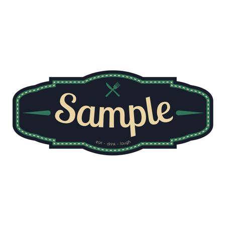 sample: sample label