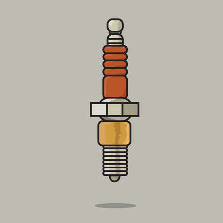 spark plug: spark plug
