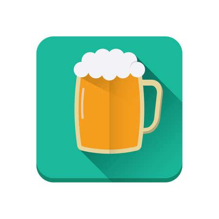 beers: beer in mug