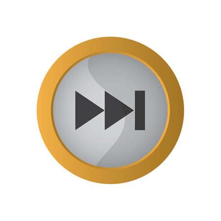 skip: skip forward button