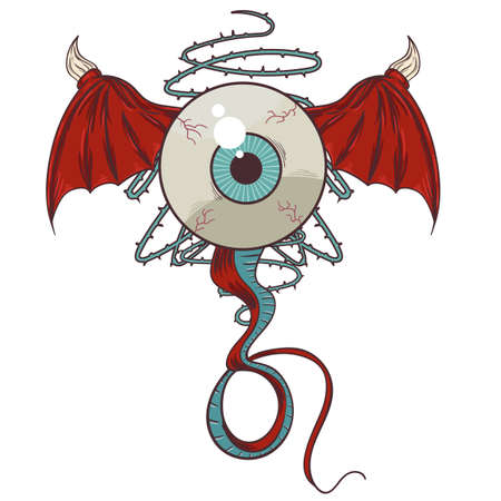 monster tattoo: monster tattoo design