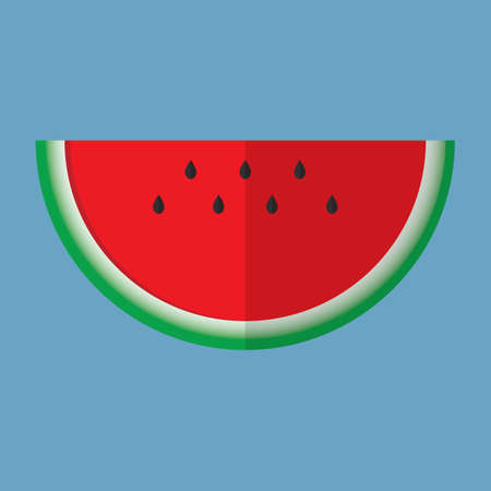 watermelon slice: watermelon slice Illustration