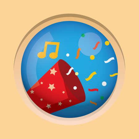 x mas parties: party pop
