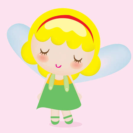fairy: fairy sleeping