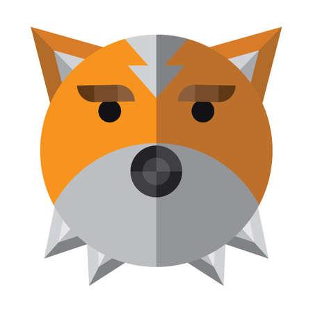 geometrical: geometrical dog