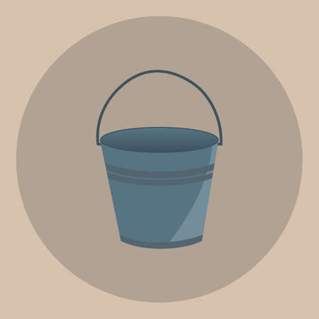 in the bucket: bucket